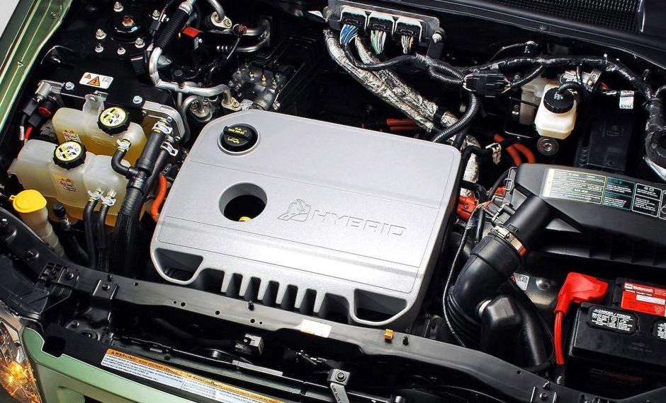 2022 Ford Escape Engine