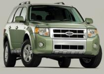 2022 Ford Escape Exterior