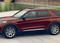 2022 Ford Explorer Exterior