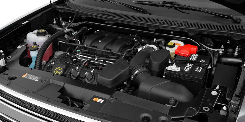 2022 Ford Flex Engine