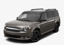 2022 Ford Flex Exterior