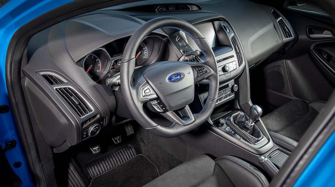 2022 Ford Focus Interior