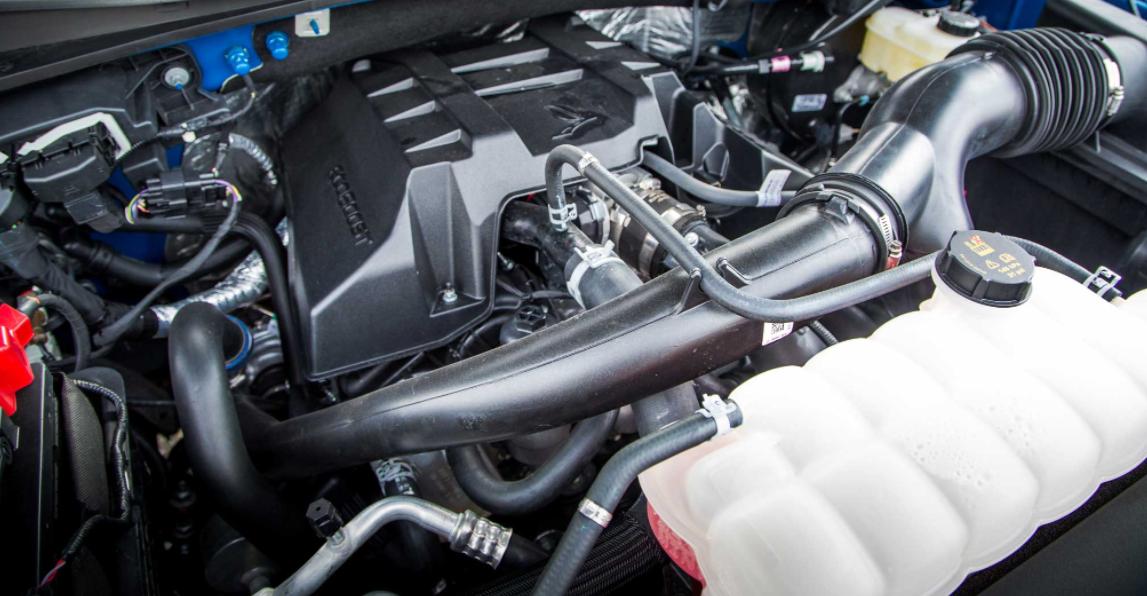 2022 Ford Lobo Engine