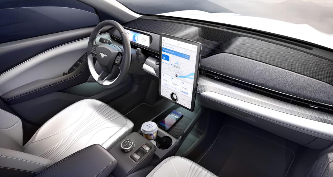 2022 Ford Mach-E Interior
