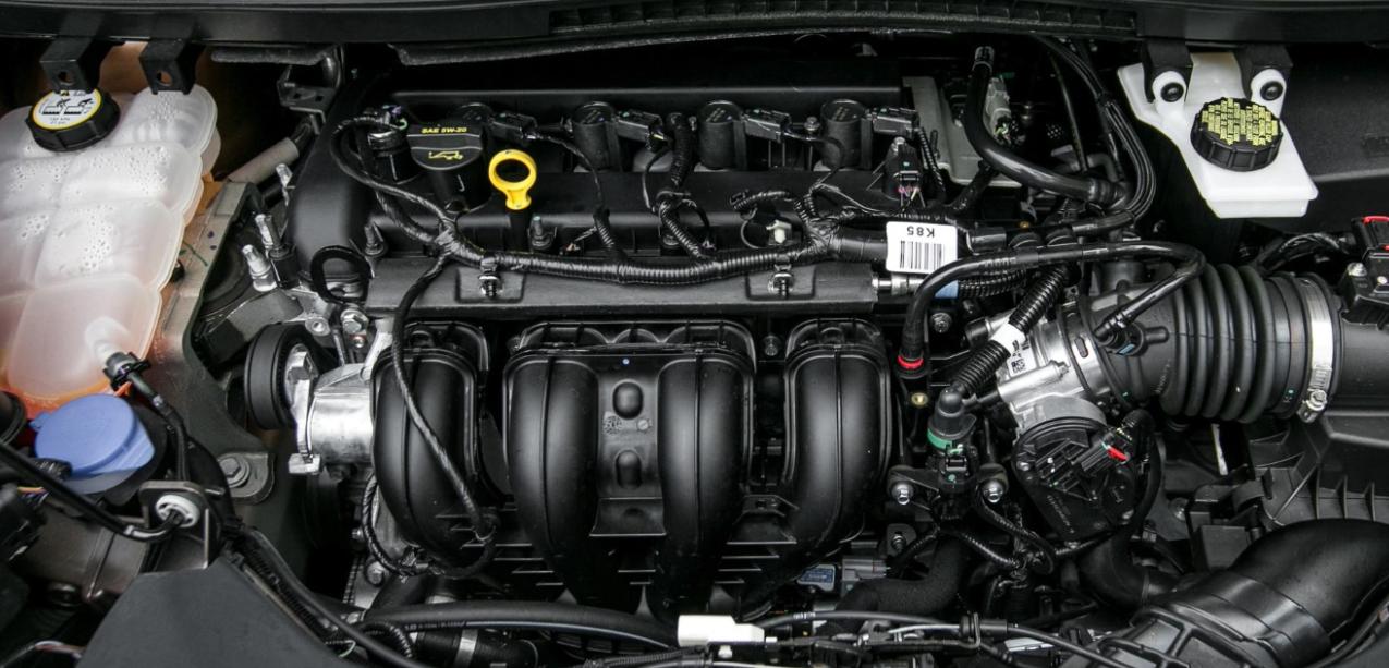 2022 Ford Transit Engine