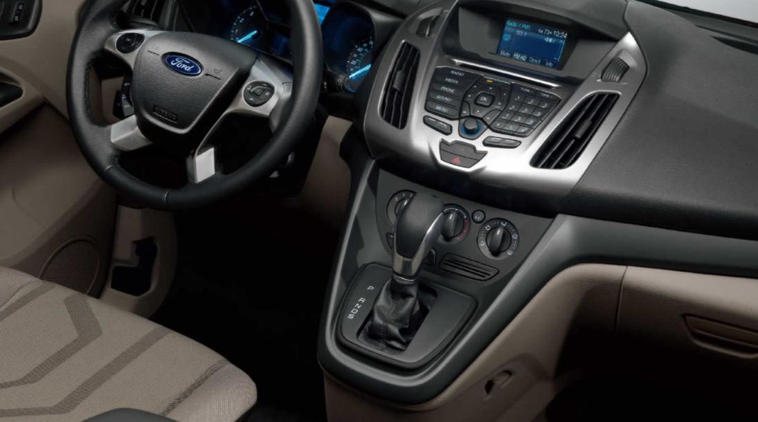 2022 Ford Transit Interior