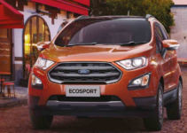 2023 Ford EcoSport Exterior