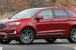 2023 Ford Edge Exterior