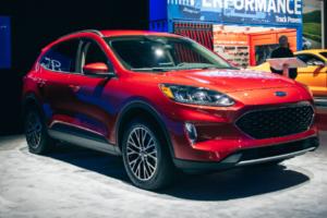 2023 Ford Escape Exterior