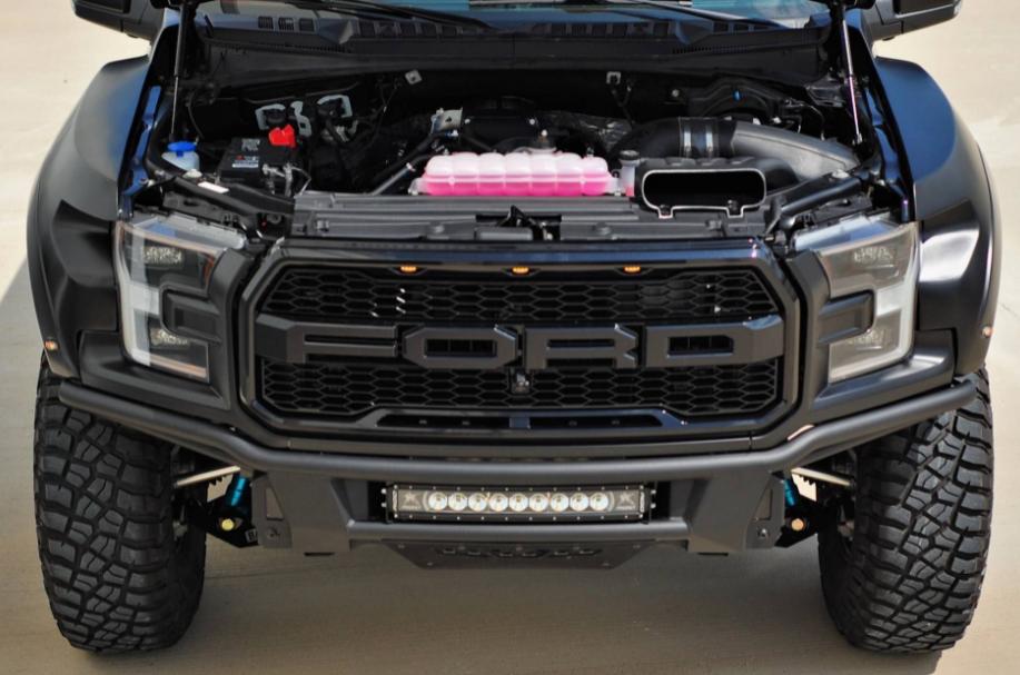 2023 Ford F-150 Engine