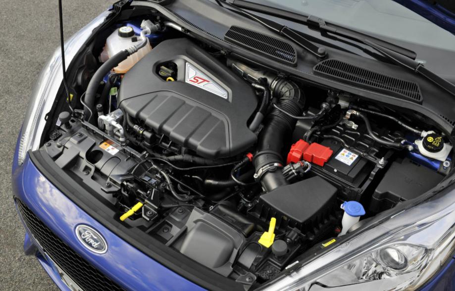 2023 Ford Fiesta Engine