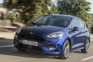 2023 Ford Fiesta Exterior