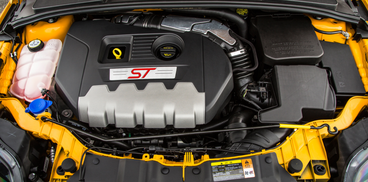 2023 Ford Focus Engine