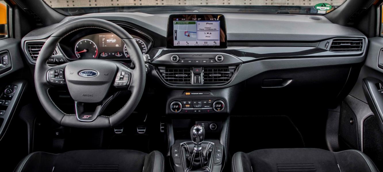 2023 Ford Focus Interior