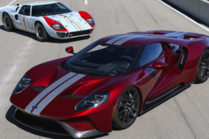 2023 Ford GT Exterior