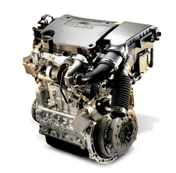 2023 Ford Galaxy Engine