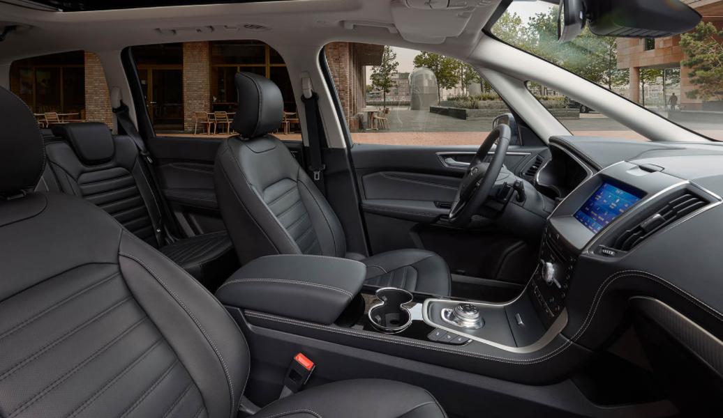 2023 Ford Galaxy Interior