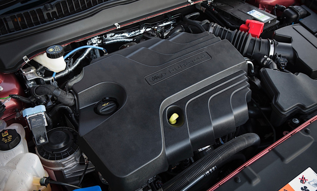 2023 Ford Mondeo Engine