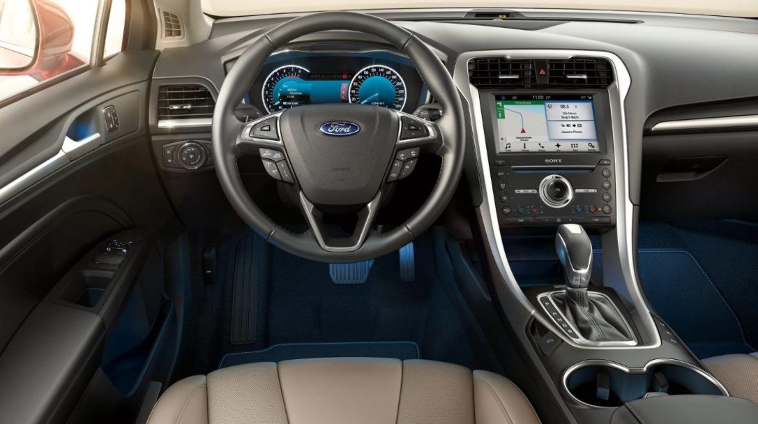 2023 Ford Mondeo Interior