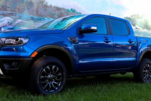 2023 Ford Ranger Exterior