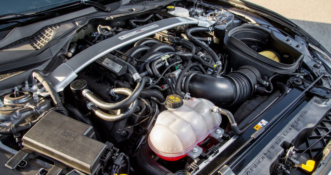 2023 Ford Shelby GT350 Engine