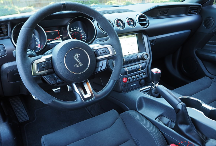 2023 Ford Shelby GT350 Interior