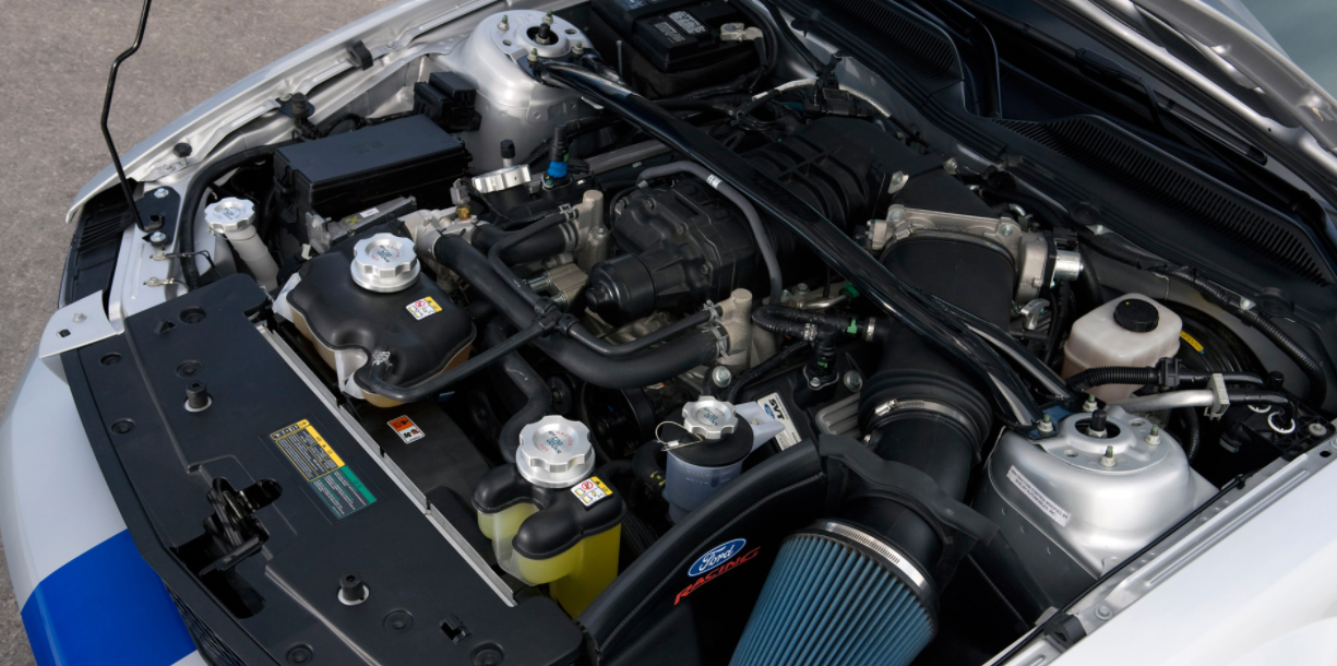 2023 Ford Shelby GT500 Engine