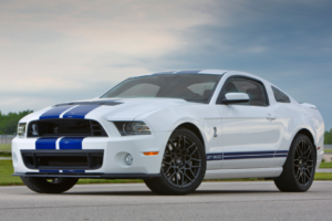 2023 Ford Shelby GT500 Exterior