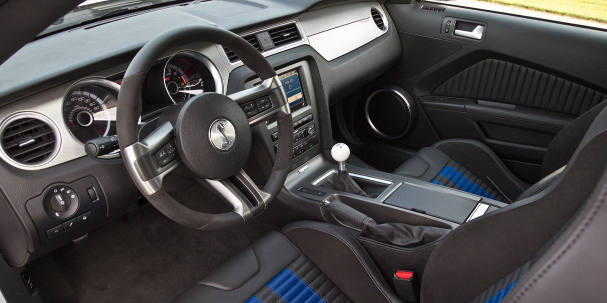 2023 Ford Shelby GT500 Interior