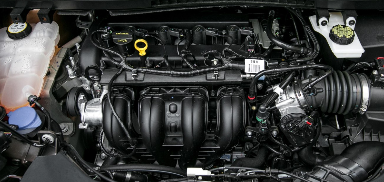 2023 Ford Transit Connect Engine