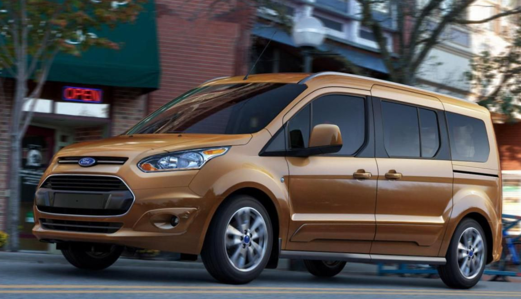 2023 Ford Transit Connect Exterior